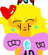ピーチ姫(腺なし)