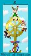 第10のアルカナ「運命の輪」