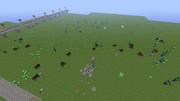 【Minecraft】ver1.3.1のバグでモンスターが・・・