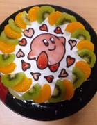 カービィ☆ケーキ