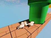 しょぼんのアクション 3D スクリーンショット1