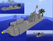 日本帝和國 セルフデフェンス級戦艦 はるか