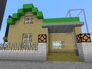 【minecraft】匠曰く爆ぜよハウスのレプリカ家【作ってみた】