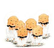 六地蔵さま〜念佛宗(念仏宗無量寿寺)総本山 ぼくとわたしのほとけさま