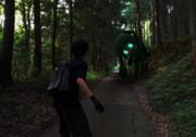 【MMD合成写真】林道の片隅から...