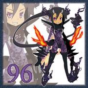 No.96ブラック・ミスト娘