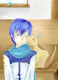 猫とKAITO