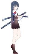 武器娘・刀