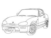 スズキ EA11R カプチーノ