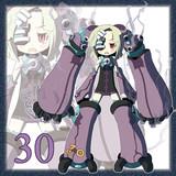 No.30アシッド・ゴーレム娘