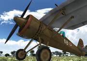 Pzl P.11c離陸準備完了
