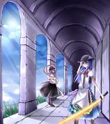 天界の宮殿