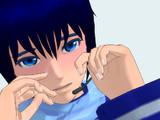 【KAITO】 泣いてるわけじゃ…