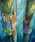 アナログ 樹齢1万年の森の城