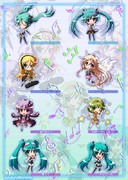 Tell Your World~ボカロSDキャラs2nd~