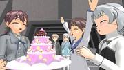 芳佳とサーニャの誕生日