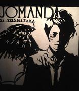 (切り絵) JOMANDA 【No.9】