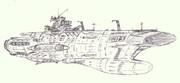宇宙航空母艦ウリヤノフスク「自作艦」