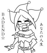 【BADENDに】ジョーカーさん【してやんよ】