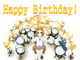 りっちゃんHappy Birthday!