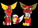 【MMD製作状況】L式BS型第三世代モデル 希望の聖勇者 01