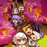 10月(テンキャラ合作カレンダー)