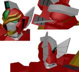 【MMD製作状況】L式BS型第三世代モデル 希望の聖勇者 02