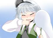 「歯磨き粉飲んじゃいました・・・っ!」