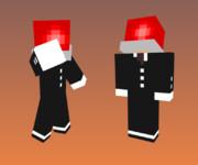 [Minecraft][Skin]NO_MORE_映画泥棒2 (View)