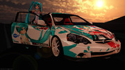 【MMD】2011グッドスマイルレーシング風インテグラ