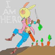 I AM HERO...