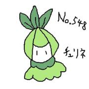 生放送の掲示板で描いたお絵かき003