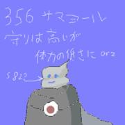 生放送の掲示板で描いたお絵かき013