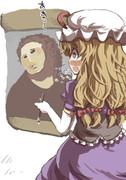 紫さんマジ画伯