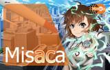Misaca作ってみた