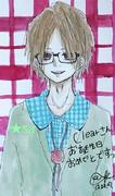 【誕生日イラスト】 clearさん