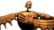 ロボット兵さんのご挨拶