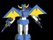 【MMD製作状況】L式BS型第三世代モデル 勇気の聖勇者 06