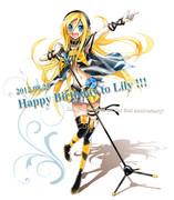 ♡リリィさん お誕生日おめでとう!♡