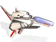 異層次元戦闘機 R-9A2 [DEL太]