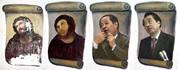 スペインの修復キリストにトレス疑惑!?