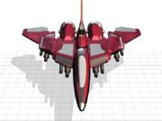 超高空戦闘爆撃機【雷電】