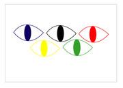 0リンピック☆ロゴ