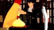 マヨイクラ丼。