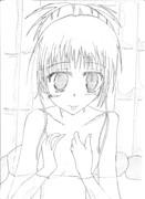 伊澄さん 入浴中です!