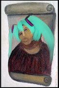 フレスコ画を修復シテミタヨー