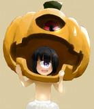 単眼かぼちゃ娘