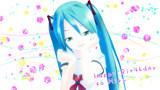 Happy Birthday to Miku