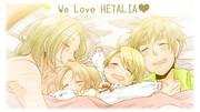 We Love HETALIA♥