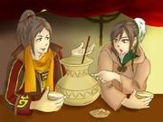 【三国6】西方の旅人【凌統+星彩】